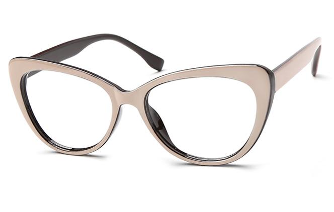 Mariacarla Spring Hinge Cateye Eyeglasses фото