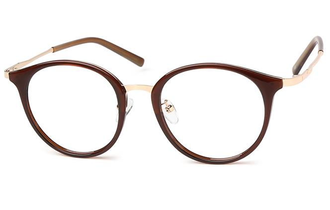 Miranda Oval Eyeglasses фото