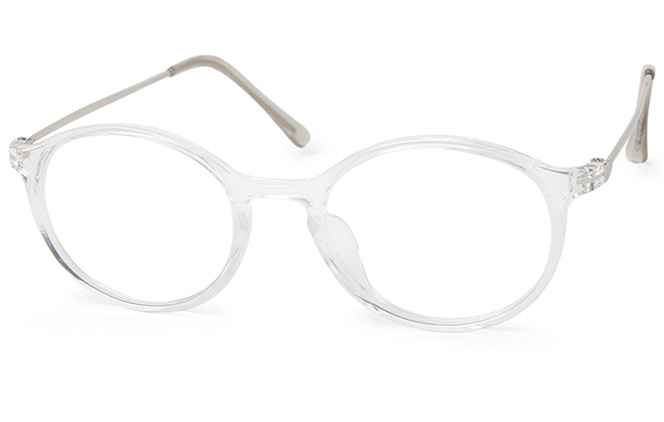 Kate Round Eyeglasses