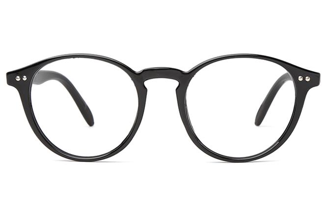 Blake Round Eyeglasses