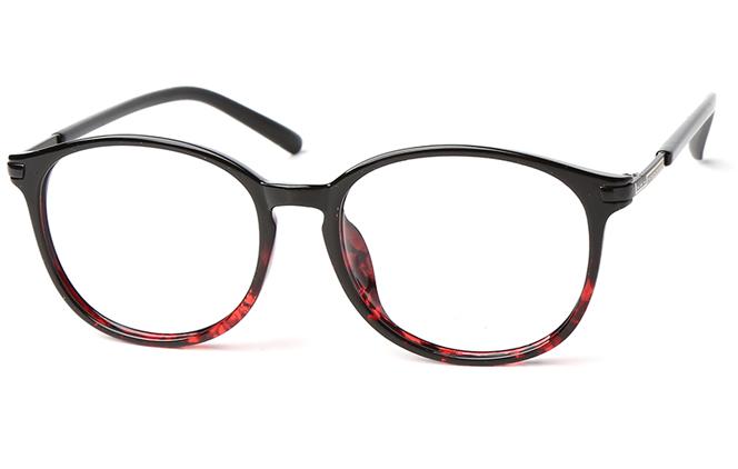 Octavia Round Eyeglasses Glasseslit