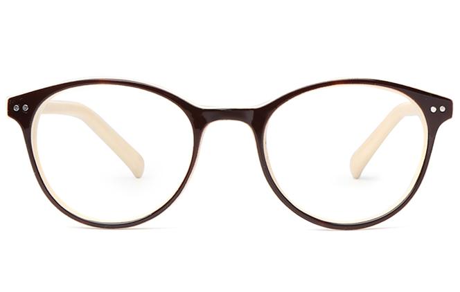 Shailene Oval Eyeglasses