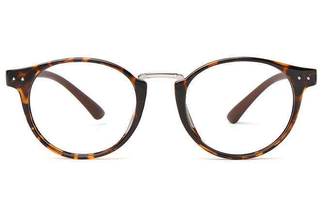 Aveline Oval Eyeglasses