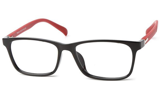 Malcolm Rectangle Eyeglasses фото