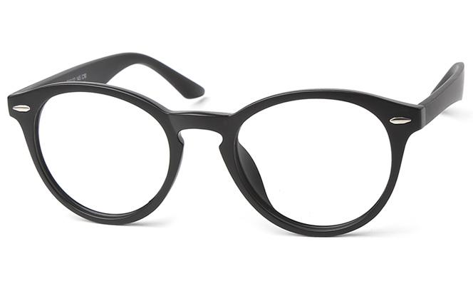 Sera Round Eyeglasses фото