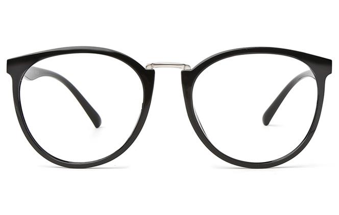 Simona Oval Eyeglasses