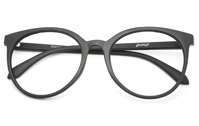 Vanessa Round Eyeglasses