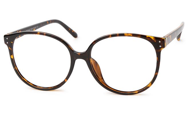 Brittany Oval Eyeglasses фото