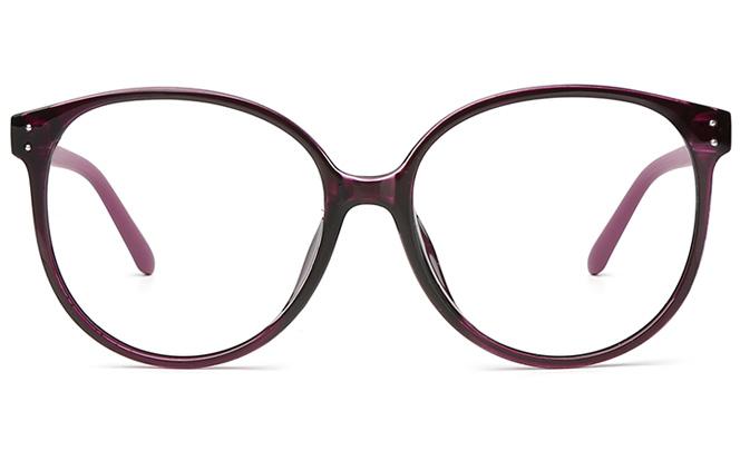 Brittany Oval Eyeglasses