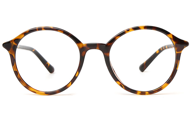 Patrick Round Eyeglasses