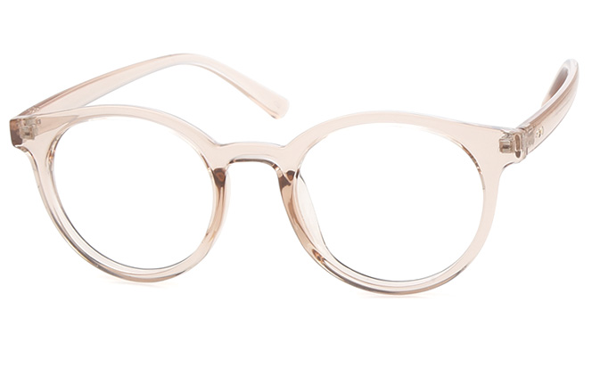 Aries Round Eyeglasses фото