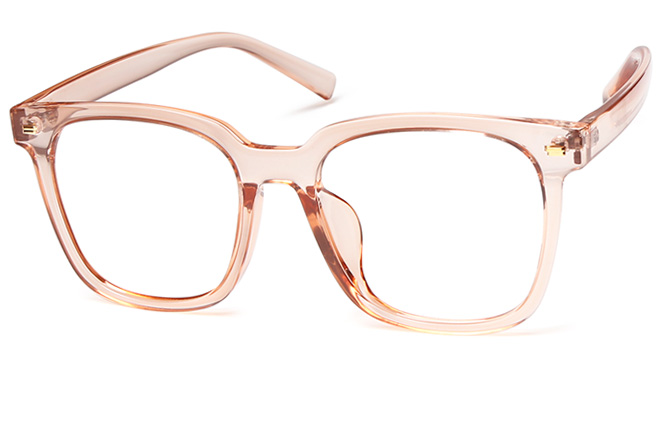 Luna Square Eyeglasses фото