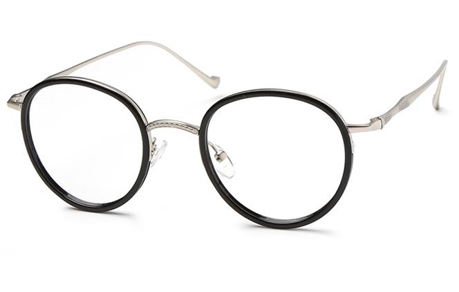 Emerson Round Eyeglasses фото