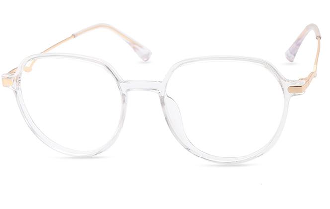 Natalie Round Eyeglasses фото