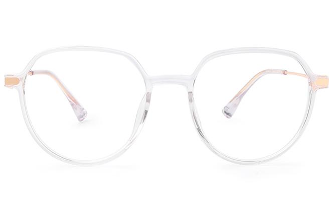 Natalie Round Eyeglasses