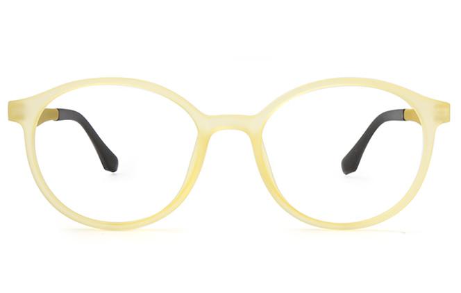 Karyn Round Eyeglasses