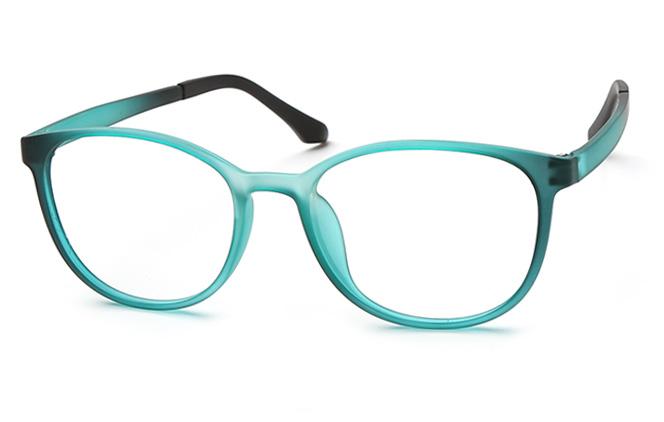 Marieh Round Eyeglasses фото