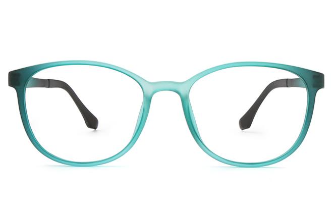 Marieh Round Eyeglasses