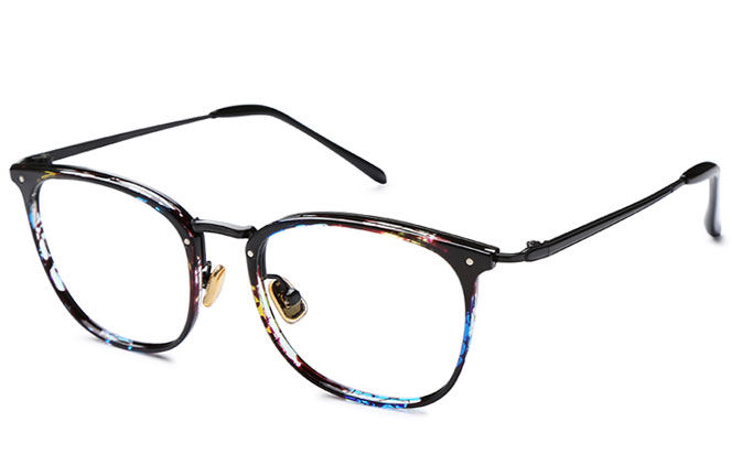 Gloria Rectangle Eyeglasses фото