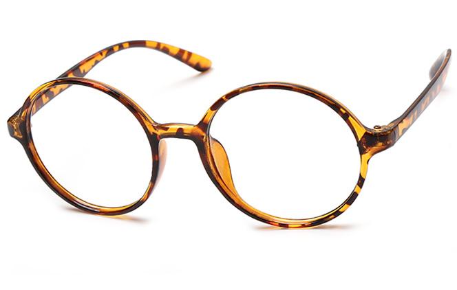 Newton Round Eyeglasses