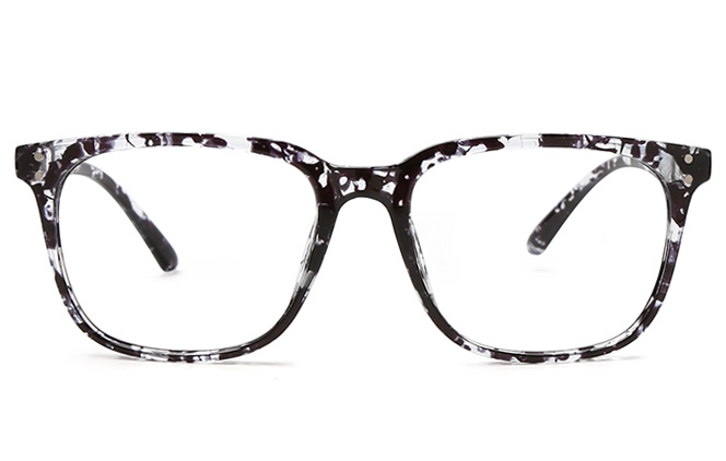 Platon Rectangle Eyeglasses