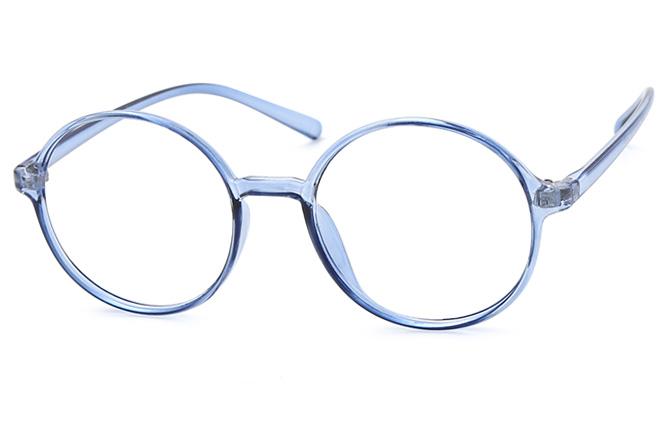 Brigitte Round Eyeglasses, Pink;black;tortoiseshell;floral;blue