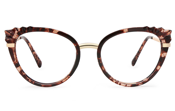 Grace Cateye Sping Hinge Eyeglasses