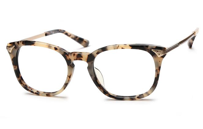 Gigi Rectangle Eyeglasses, Tortoiseshell