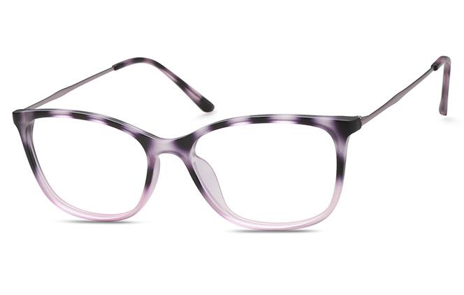 200512 Rectangle Glasses, Flamingo