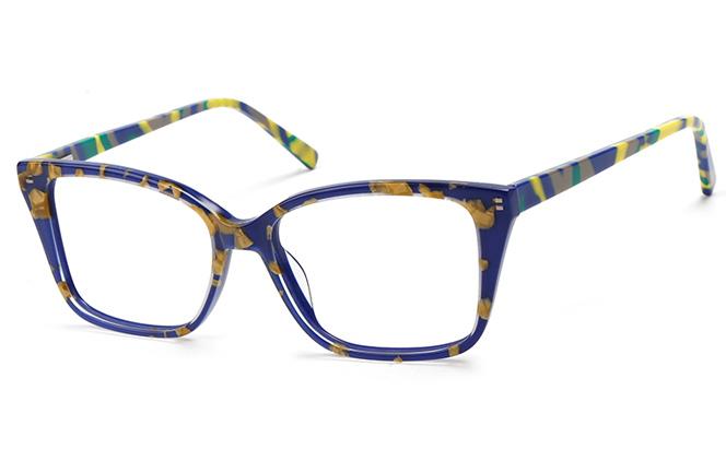 200550 Rectangle Spring Hinge Glasses, Other