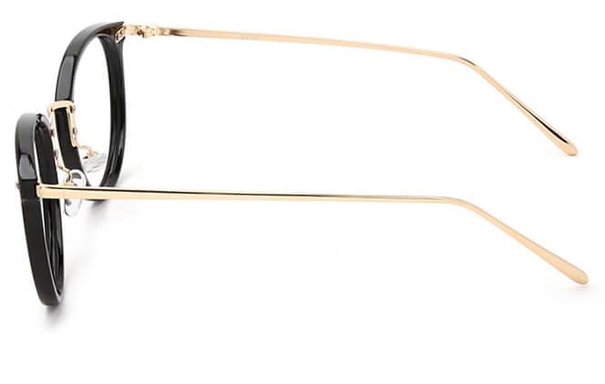 Noel Round Eyeglasses