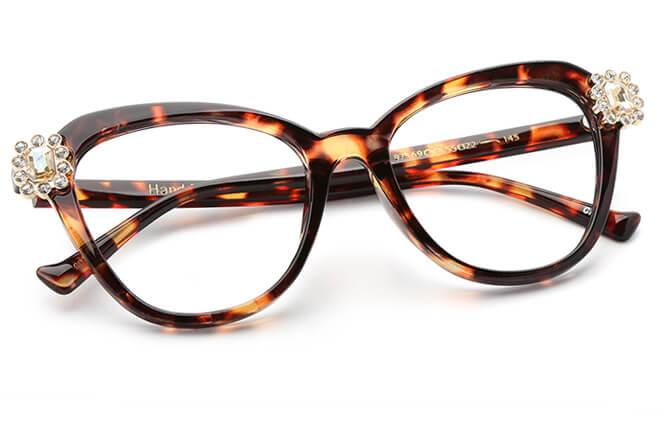 Hannah Cat Eye Eyeglasses