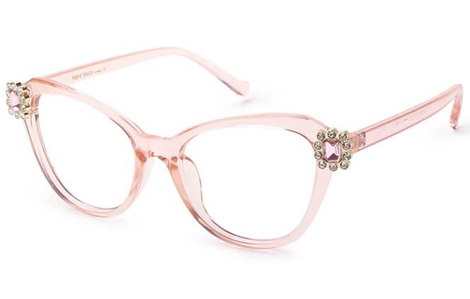 Hannah Cat Eye Eyeglasses фото