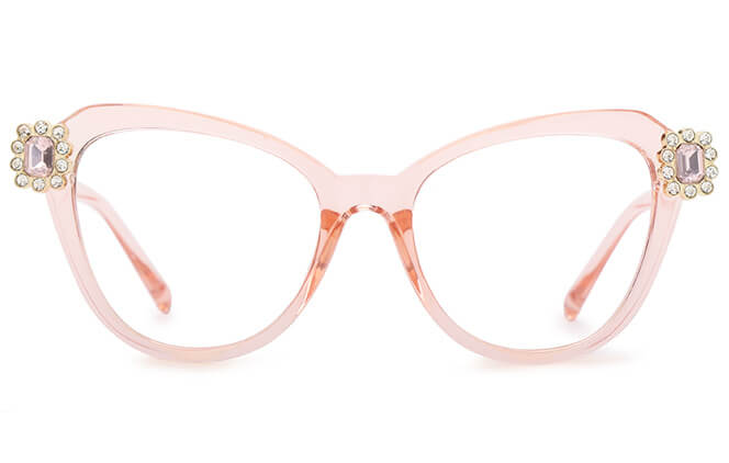 Hannah Cat Eye Eyeglasses