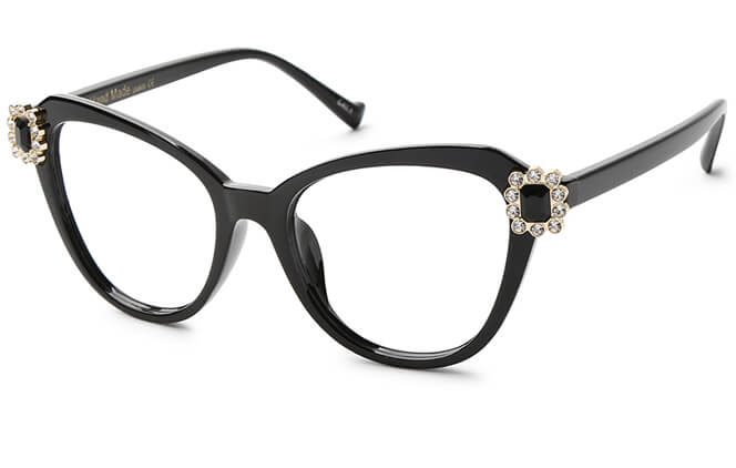 Buy Hannah Cat Eye Eyeglasses