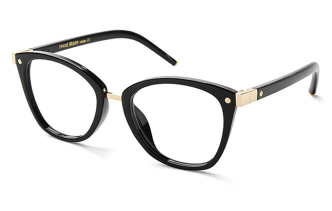 Dunlap Rectangle Eyeglasses фото