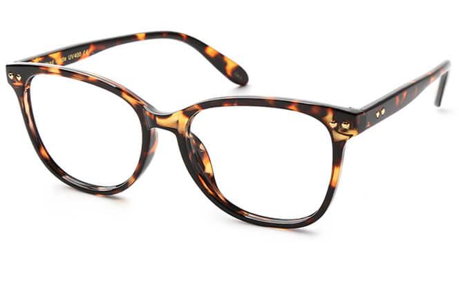 Gibbs Rectangle Eyeglasses фото