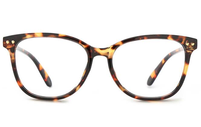 Gibbs Rectangle Eyeglasses