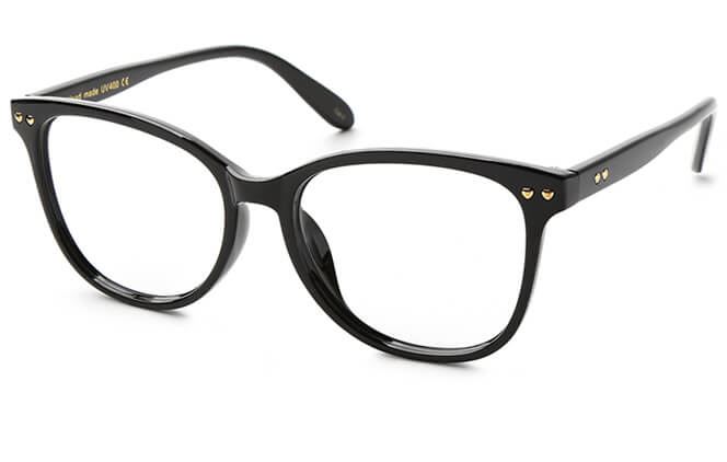 Gibbs Rectangle Eyeglasses, Pink;tortoiseshell;black