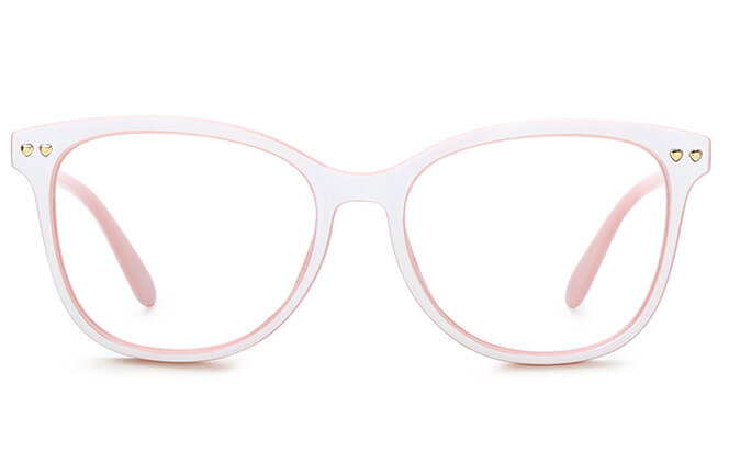 Gibbs Rectangle Eyeglasses
