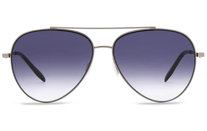 Timeka Aviator Sunglasses