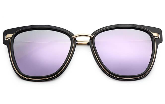 Jerika Rectangle Polarized Sunglasses