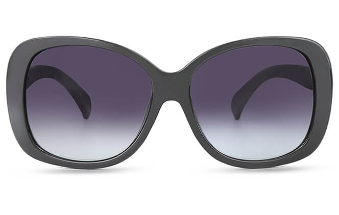 Quentrisa Rectangle Polarzied Sunglasses