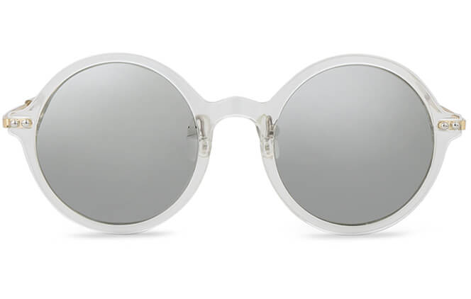 Deividas Round Polarized Sunglasses