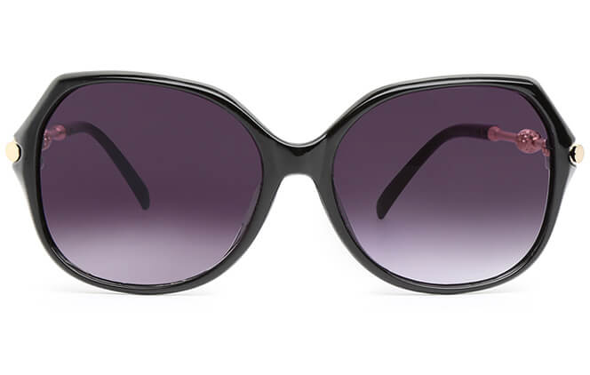 Frontrel Round Sunglasses