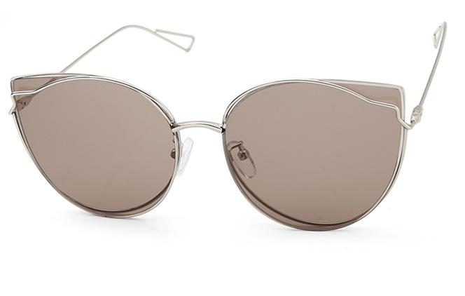 Karida Cateye Sunglasses фото