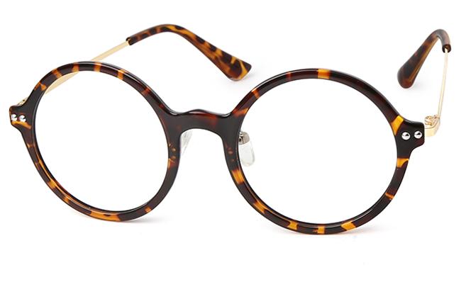 Tove Round Eyeglasses фото