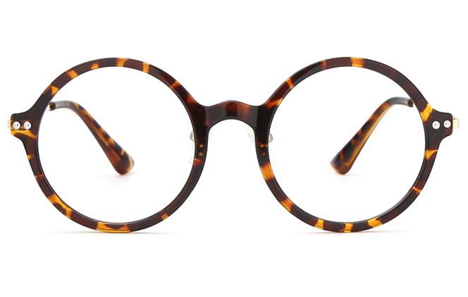 Tove Round Eyeglasses