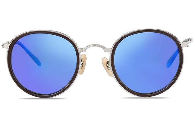 Tabitha Round Sunglasses
