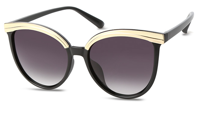 Augusta Browline Sunglasses фото
